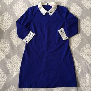 Ted Baker - Royal Blue Dress